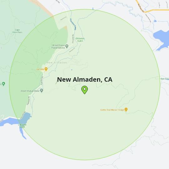 New Almaden, CA